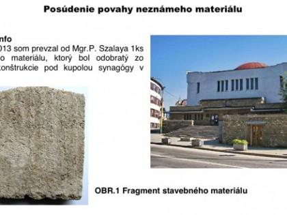Pilinobetón – izolácia stropných konštrukcií synagógy