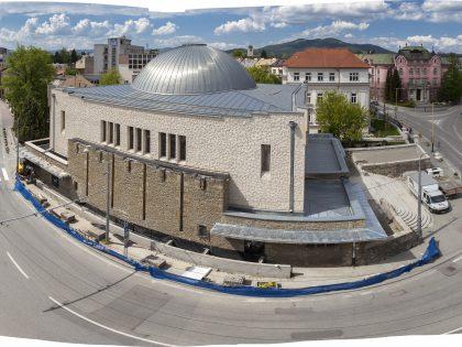 Posledných šesť rokov na stavbe (2011 – 2017)