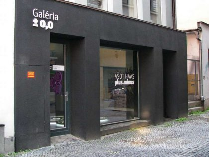Galéria Plusmínusnula 2011 – 2018