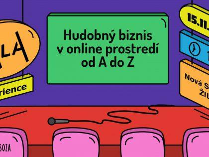 Hudobný biznis v online prostredí od A do Z