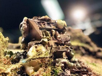 Debris Company & Alex Zelina: Glitch