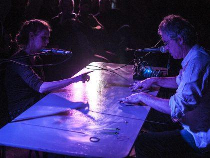 Petra Dubach & Mario van Horrik (NL): Table Piece