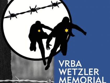 Vrba Wetzler Memorial / ročník 2020 zrušený