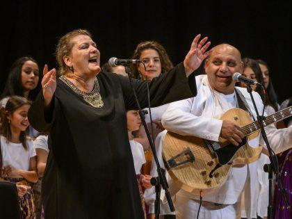 Ida Kelarová, Čhavorenge & Českí filharmonici