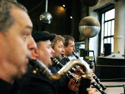 Jam session bez koncertu Clarinet Factory