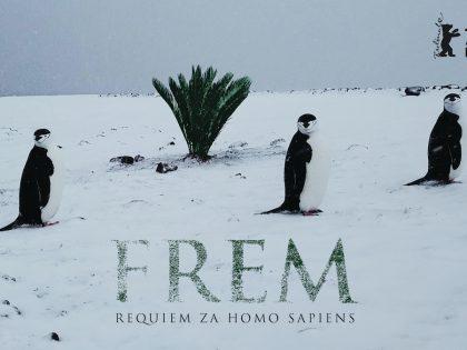 Viera Čákanyová: Frem – Requiem za Homo Sapiens